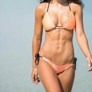 Other - Orange Brakini Bikini